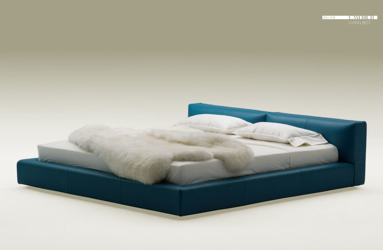 кровать camerich LIVING_BED2