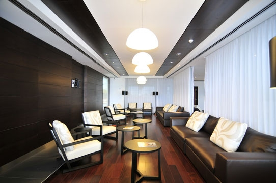 Vip Lounge Carrasco International Airport Uruguay